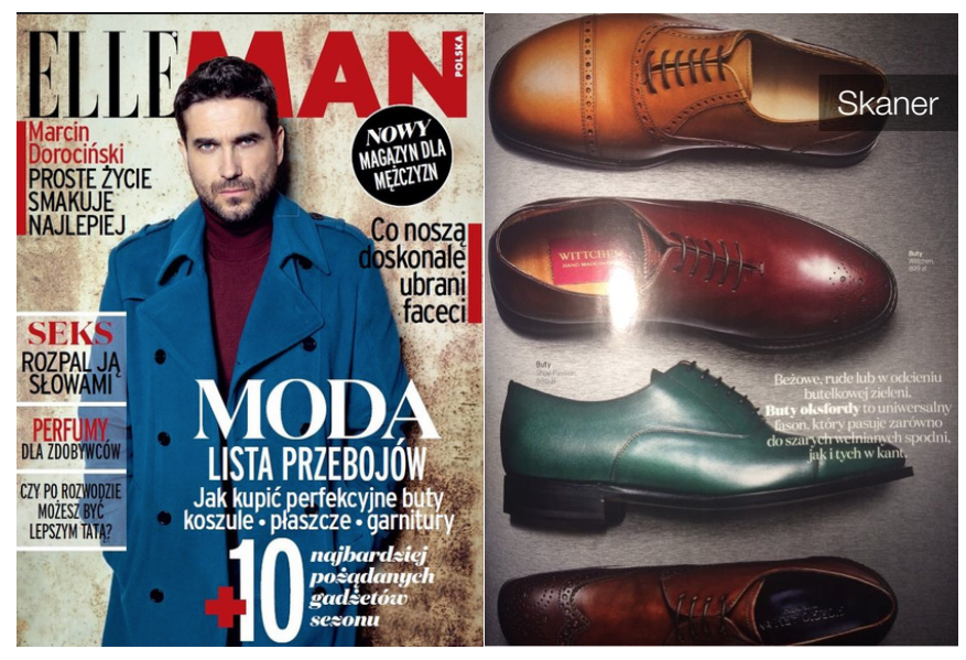 SHOEPASSION.com / ELLE MAN