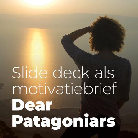Dear Patagoniars