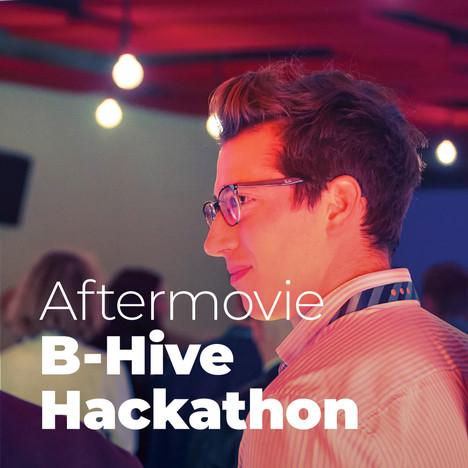 B-Hive Hackathon: Aftermovie
