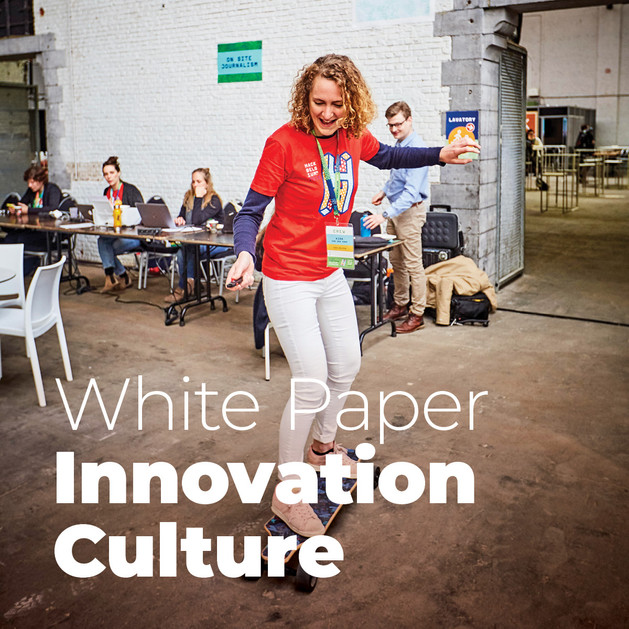 Hack Belgium's Guide to Innovation Culture