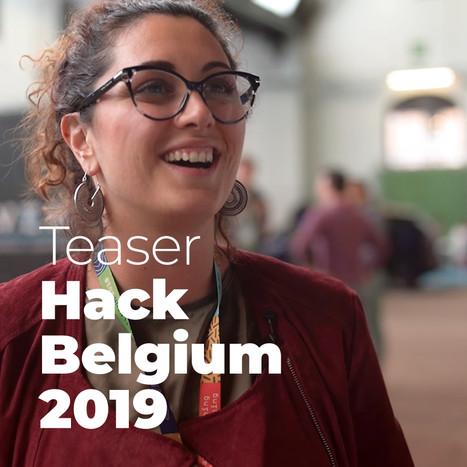 Hack Belgium 2019: Pro Teaser