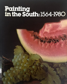 Painting in the South: 1564-1980