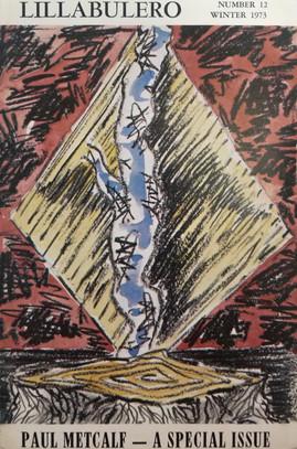Lillabulero #12: Paul Metcalf - A Special Issue