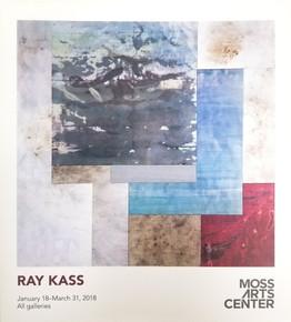 Ray Kass: Moss Arts Center