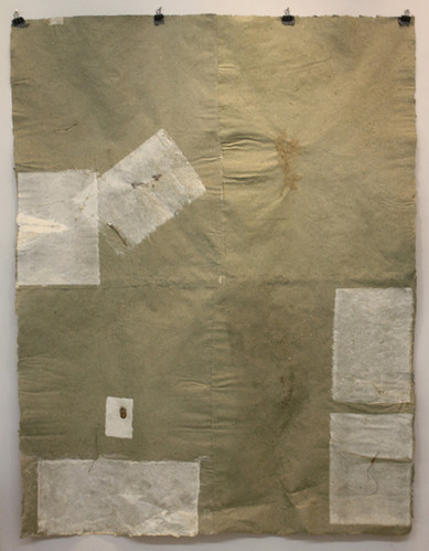 """Mountain Lake Army Blanket"", 1993"
