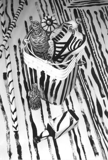Okura Jiro, Souls on Garbage, 1998