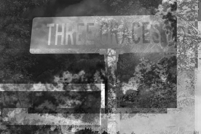 Sam Krisch and the Mountain Lake Workshop, with Ryan Broughman, Three Graces #5 – Three Graces (Title Image), 2013