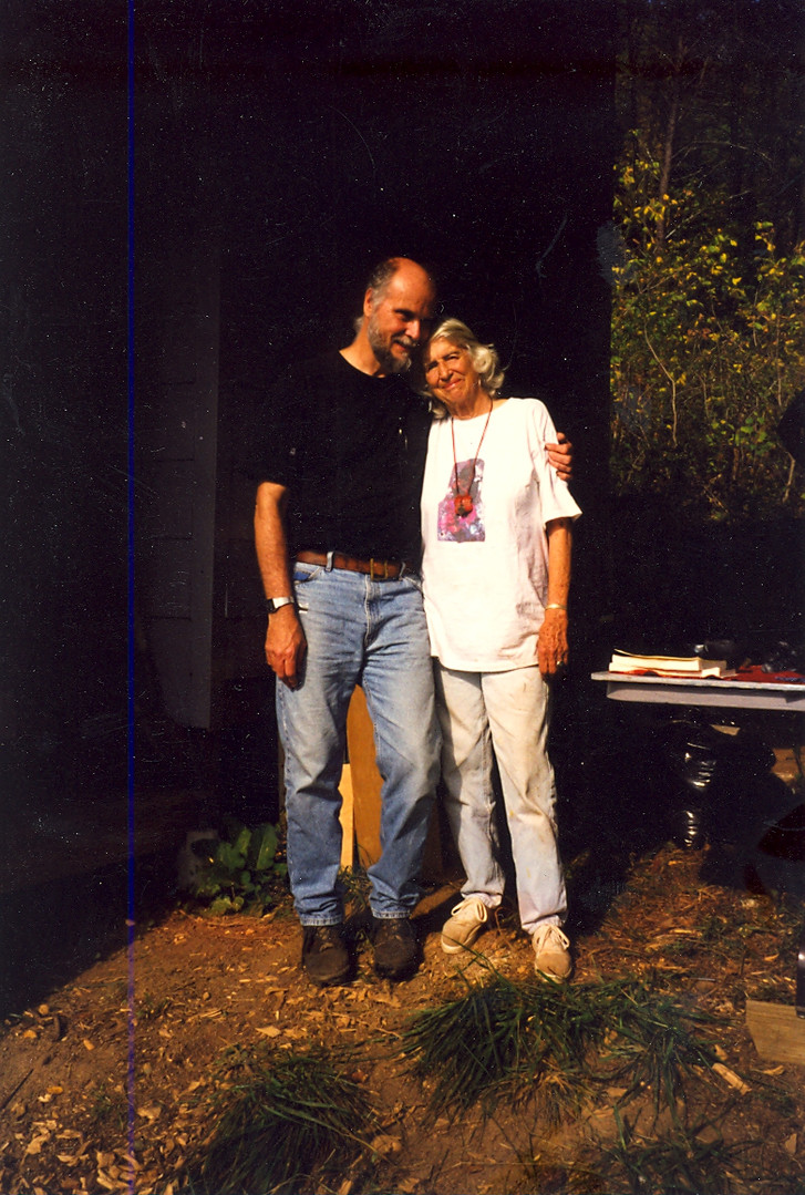 Ray Kass and M.C. Richards