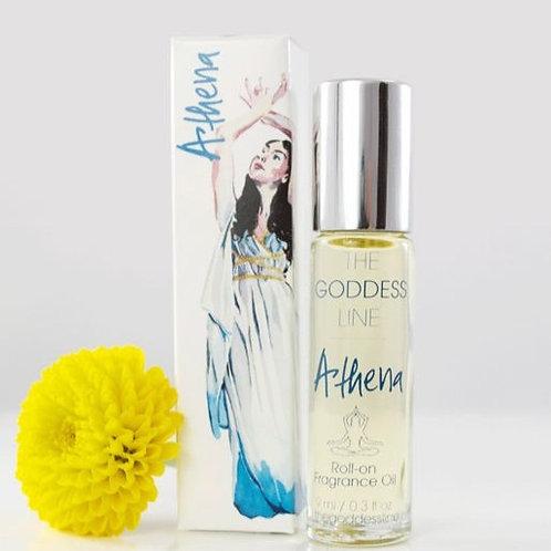 Athena Fragrance Oil Roller | 10 ml