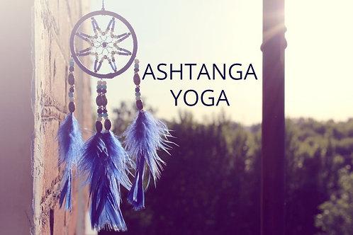 Ashtanga Yoga med Mikkel mandag 17:00-18:00