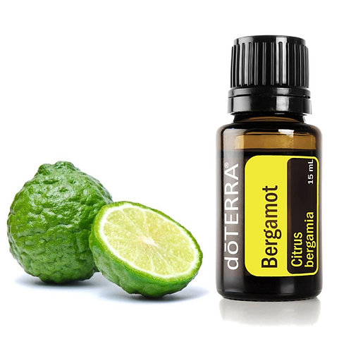Bergamot - 15 ml eterisk olje