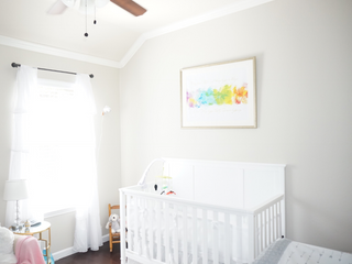 Working Momma Diaries: Making a Convenient Nursery