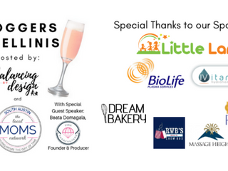Working Momma Diaries: Bloggers & Bellinis Key Sponsors Announcement
