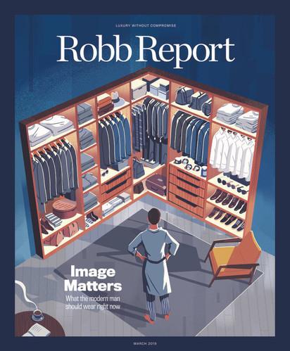 TWE x Robb Report