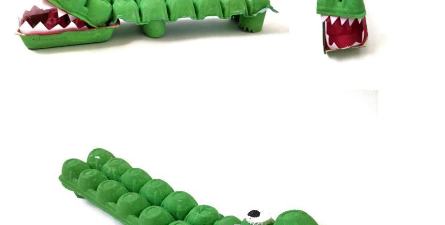 Branch Mummert - Happy Crocodile