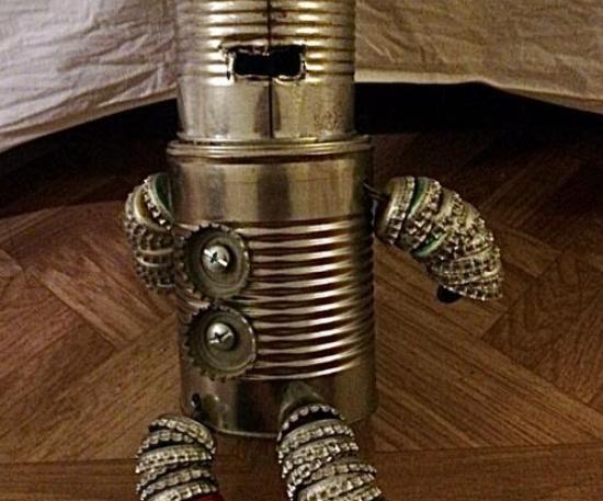 Gael Pons-Garcia - Robot
