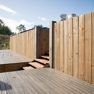 carpenter decking fencing