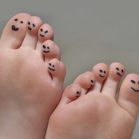 Lets Talk Feet