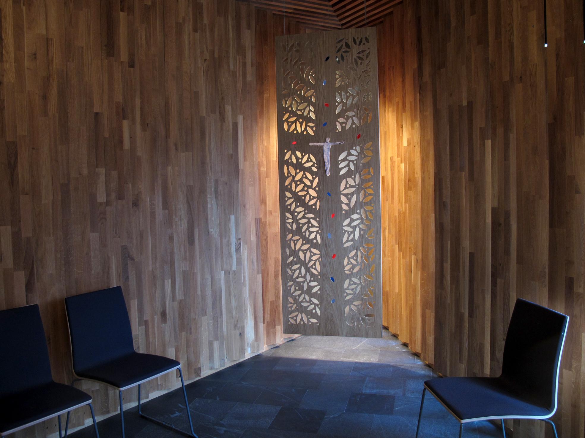 Stillerom i Ålgård kirke