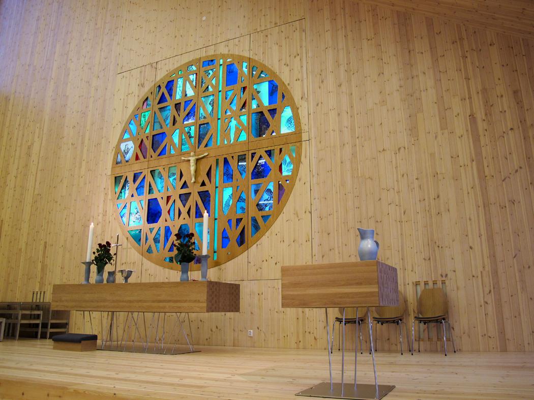 Knarvik kyrkje