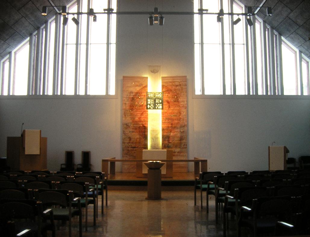 Ostereidet kirke.