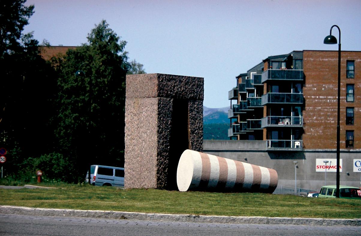 VEIVISERE, Moa ved Ålesund.