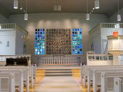 Hjelmeland kirke.