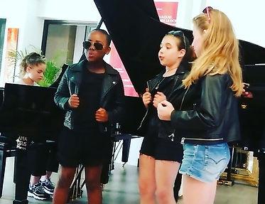 Cours de chant chorale enfants Toulouse