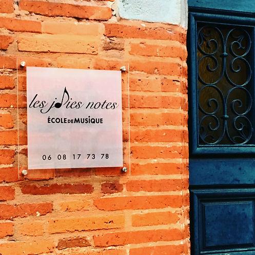 Ecole de piano, chant, éveil musical Toulouse