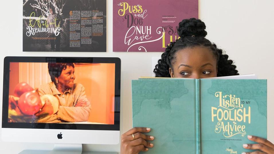 Book Design & Video
