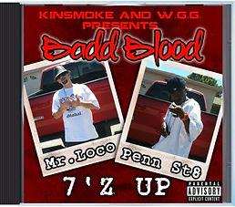 Badd Blood - 7'z Up CD.jfif