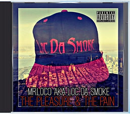 Pleasure and The Pain CD.jfif