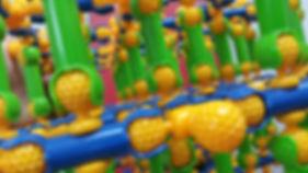 A model framework representing a MOF
