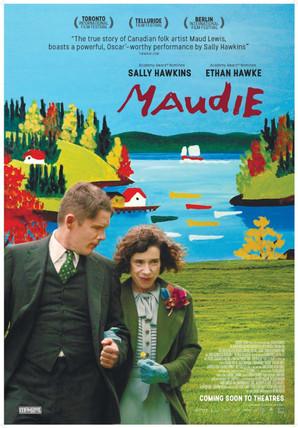 """Filme - """"Maudie - Sua Vida e Sua Arte"""""""