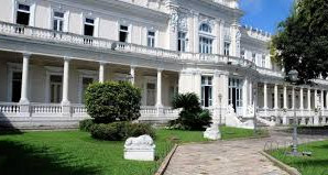 Museus - Palácio da Aclamação
