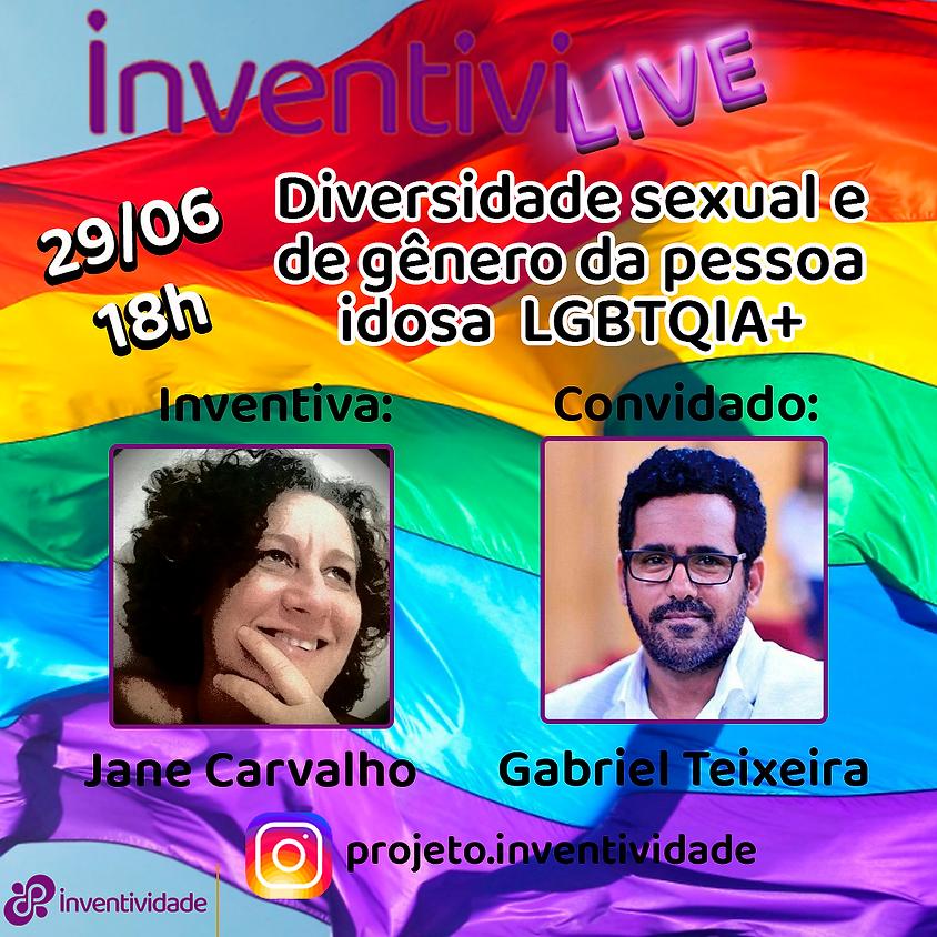 InventiviLive: Diversidade sexual e de gênero da pessoa idosa  LGBTQIA+