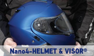 NANO4-HELMET & VISOR