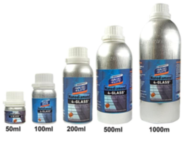 nanodiamond4-glass all bottles ceramic c