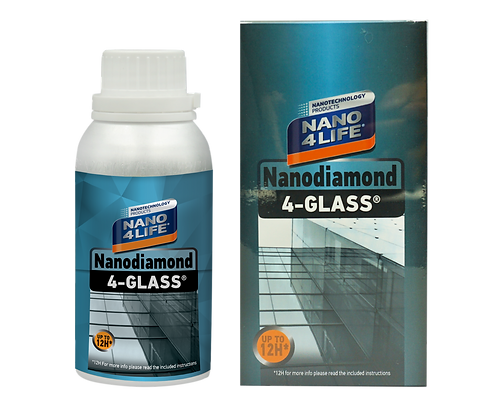 5200251163508 NANODIAMOND4-GLASS 200ml