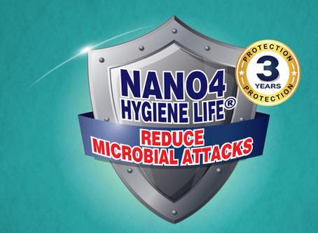NANO4-HYGIENE LIFE | Elliminates H1N1-SARS CoV-HIV-1