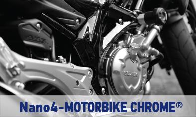 Motorbike chrome