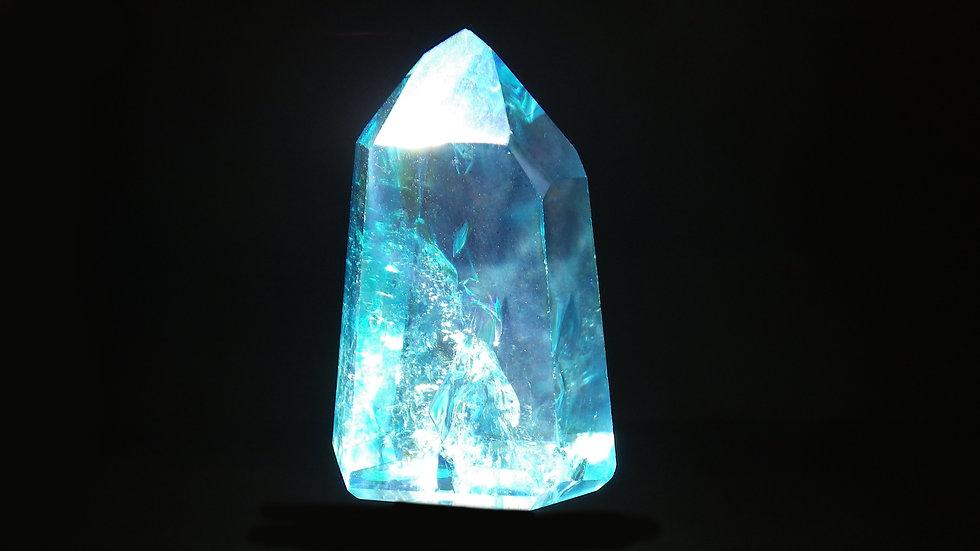 アクアオーラ水晶