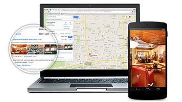 google street view, google maps, google search