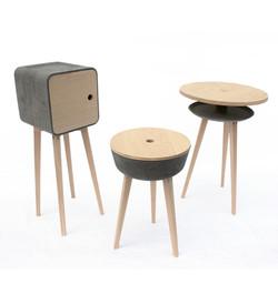 Trio Möbelserie