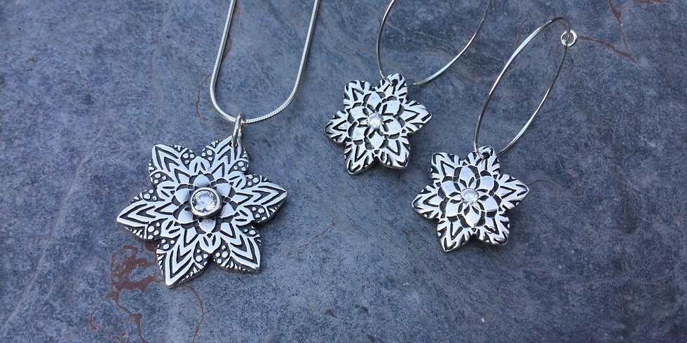 Silver Clay Christmas Workshop