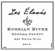 Les Eleves Russian River Dry White Wine Sonoma County