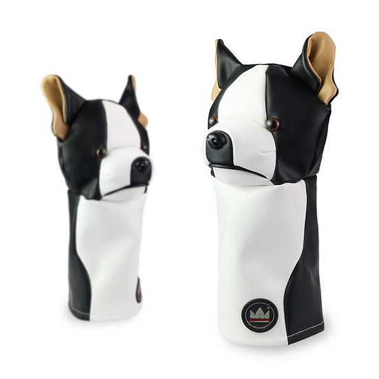 Craftman for Driver French Bulldog Leather