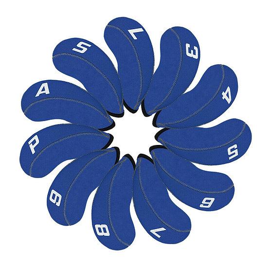 Cover Iron ผ้าประดาน้ำ-Blue