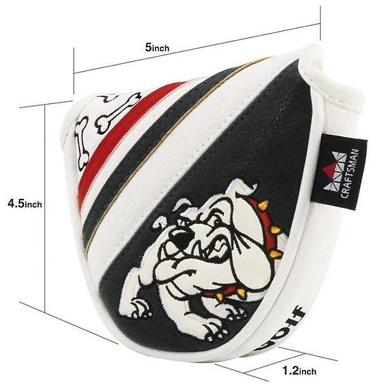 Head Cover Putter Bulldog