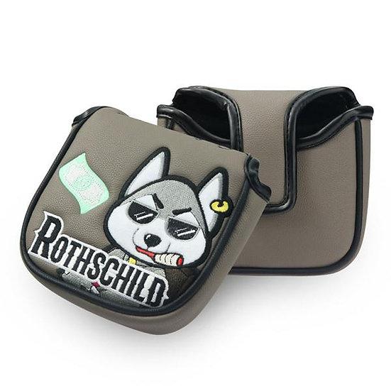 Cover Craftman for Putter Husky Dog&Rothschild Large Mallet